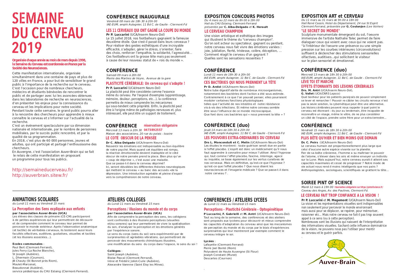 Speed Dating Clermont Ferrand l'atelier meilleures rencontres en ligne 50 +